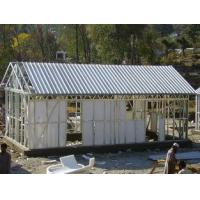 China Fast Assemble Prefab Small Steel Frame Home / Portable Australian Granny Flat For Living wholesale