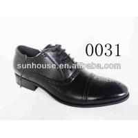 China Agriculture & Food Suede Lining Men Dress Shoes wholesale
