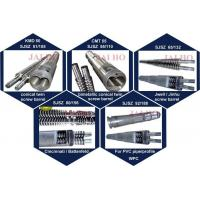 China Conical twin screw barrel wholesale