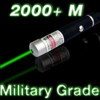 China 50mW High Power Green Laser Pointer Pen Military Grade(Free Shipping) wholesale