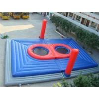 China Inflatable Fitness Trampolines wholesale