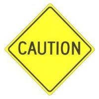Buy cheap Caution Sign from wholesalers