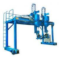 China Construction Materials Machinery Gantry Submerged Arc Welding Machine on sale