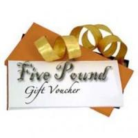 Buy cheap 5 Pound Gift Certificate from wholesalers