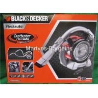 China Black & Decker 12 Volt Dustbuster Hoover. 12v Car Vacuum Cleaner. PAD1200 47.24 wholesale