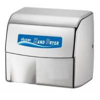China Touch Free Bright Chrome Hand Dryer wholesale