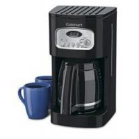 China Drip Coffee Makers Cuisinart 12-Cup Programmable Coffeemaker Black wholesale