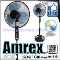 """China 16"""" REMOTE CONTROL STAND FAN ( Model; AXY-1692RC-STB) STAND FAN wholesale"""