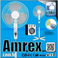 """China 16"""" Remote control Stand Fan ( Model; AXY-1689RC) STAND FAN wholesale"""