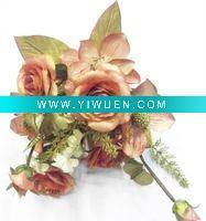 China Artificial Crafts(970) european style decoration artificial flower wholesale
