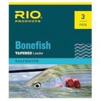 China Leaders and Tippet Rio Bonefish Leaders 3 Pack wholesale