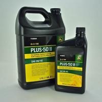China John Deere Plus-50 II Synthetic Blend Motor Oil 0W-40 - Quarts = TY26665 - Gallons = TY26664 wholesale