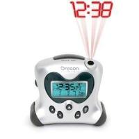 China RM313PNA Projection Atomic Alarm Clock with Indoor Temperature wholesale