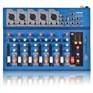 Quality Pro-Mixer series 2014 The cheapest prices microphone mixer- F7 Mixer for sale