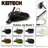 China Keitech Rubber Casting Jig Model 1 wholesale