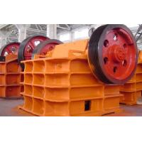 China Large junk accessories Jaw crusher wholesale
