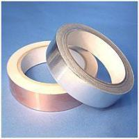 China Conductive fabric and foil EMI shielding tapes on sale