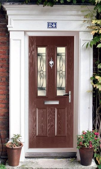 Quality Veka Composite Doors for sale