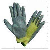 China Cut Resistant Glove XXL Durable Nitrile Coating Puncture / Cut Resistant Glove With Latex Coated wholesale