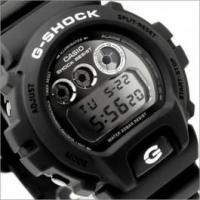 China Casio G-Shock Bold basic black LTD Edition Watch DW-6900BW-1, DW6900BW wholesale