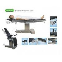 China air cylinder lifting Mechanical Operating Table, medical instrument table on sale
