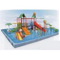China Outdoor Children Steel Aqua Water Park Water Slides Equipment wholesale