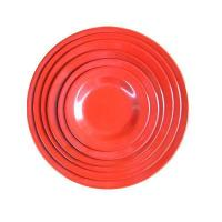 China Double-color shallow plate wholesale