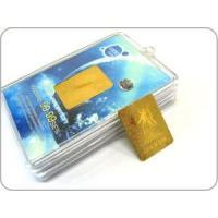 Buy cheap 24K Gold-Plated Sticker from wholesalers