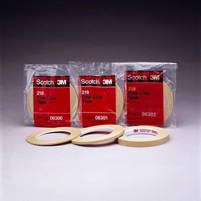 Quality Scotch Fine Line Tape 218 04698, 1/2 in x 60 yd for sale