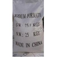 Buy cheap sodium formate from wholesalers