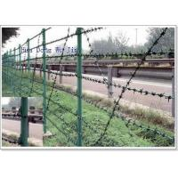 China barbed wire fencing Rapid Barrier wholesale