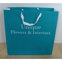 China Paper Shopping Tote Bags wholesale