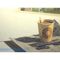China Paper coffee cup wholesale