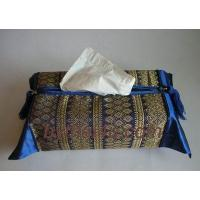 China SILK n COTTON HOME ACCESSORIES SILK TISSUE KEEPER 1 wholesale