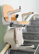 Buy cheap Stair Lift Capri Inclined Stairlift from wholesalers