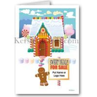 China Christmas Cards Sweet Deal Real Estate Holiday Card wholesale