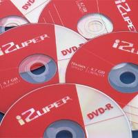 China Blank CDs and DVDs wholesale