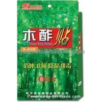 China detox patch with wood vinegar wholesale
