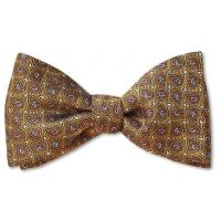 China Gold Leaf Bow Tie wholesale