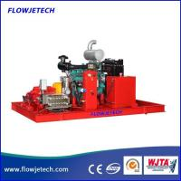 China High Pressure Hydro Blasting Machine wholesale