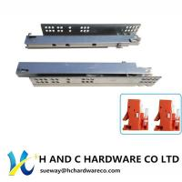 Buy cheap K3001 Full extension Concealed undermount drawer slide from wholesalers