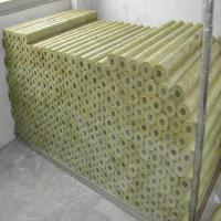 Buy cheap Fireproof Rock Wool Pipe/ Mineral Wool Tube from wholesalers