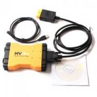 Buy cheap Newest WOW 5.00.8 New VCI MVDiag from wholesalers