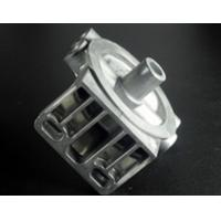 China Die Casting Aluminum Oil Filter Base Housing Shell Case Manufacturer wholesale