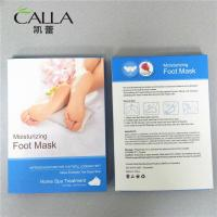 China Non woven Sock Moisturizing Korea Foot Skin Care For OEM wholesale