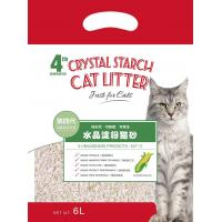 Buy cheap Crystal Starch Cat Litter from wholesalers