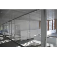 China Fire Resistant Glass Partition Wall on sale