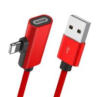 China USB cable iPhone braided data cable wholesale