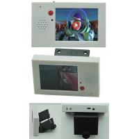 China 3.5-in Battery Driven Shelf Talker Screen With Built-in Push Button & Shelf Mount wholesale