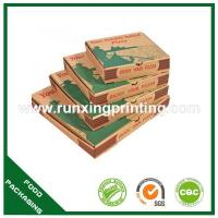 China different size pizza box wholesale
